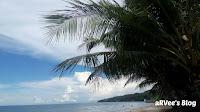 Beach in Catmon, Cebu, Philippines