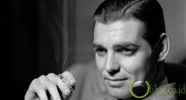 Clark Gable Pernah Coba Bunuh Diri