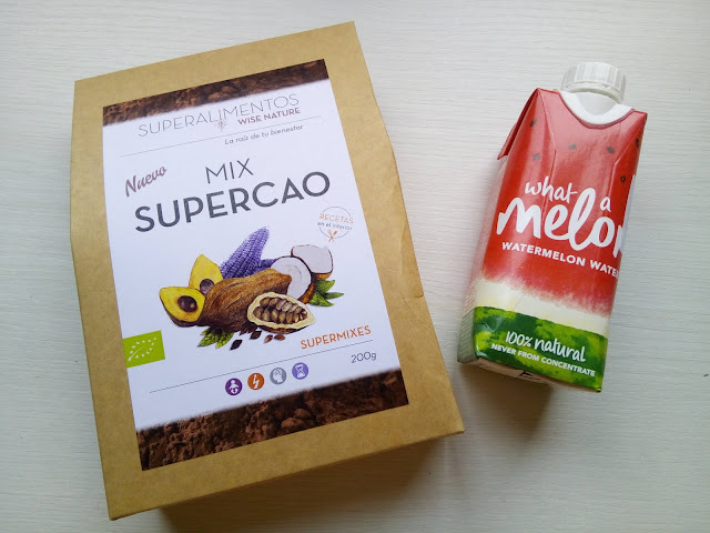 Mis Supercao de Super alimentos wise nature