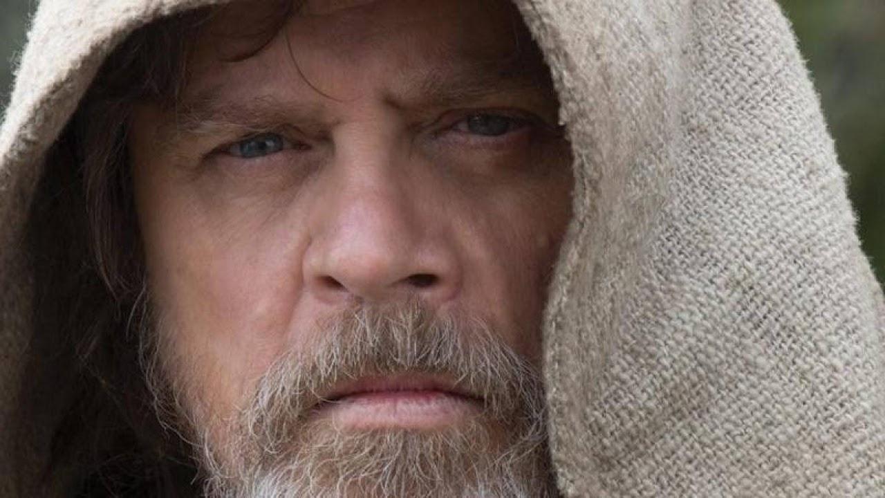 Star Wars: Mark Hamill faz @homenagem@ ao seu personagem Luke Skywalker
