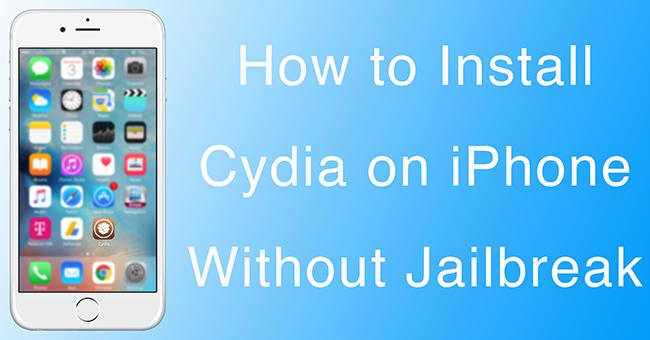 installateur apps iphone cydia installer