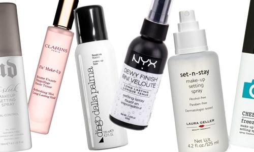Productos de maquillaje básicos : Fijadores de maquillaje
