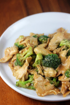 Chinese Buffet Broccoli Chicken