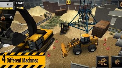Construction Machines Simulator Gameplay