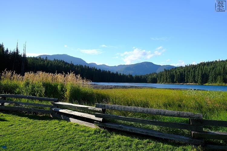 Le Chameau Bleu - Lost Lake Whistler Canada Colombie Britannique