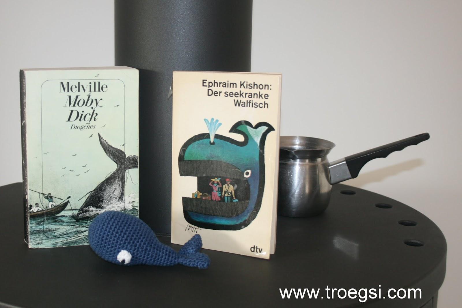 Troegsi Waltag 2 Eine Kostenlose Häkelanleitung Für Einen Wal