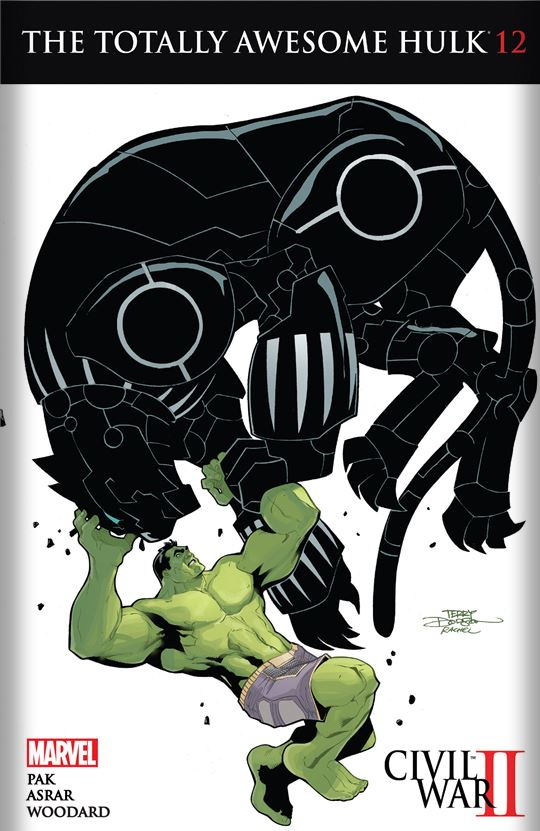 The Totally Awesome Hulk 12 Tchalla Guest Appearances Spoilers And Thoughts