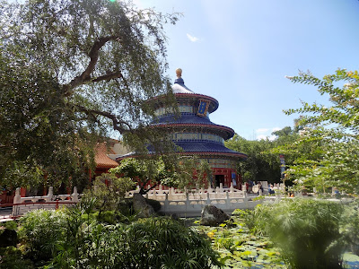 China in Epcot