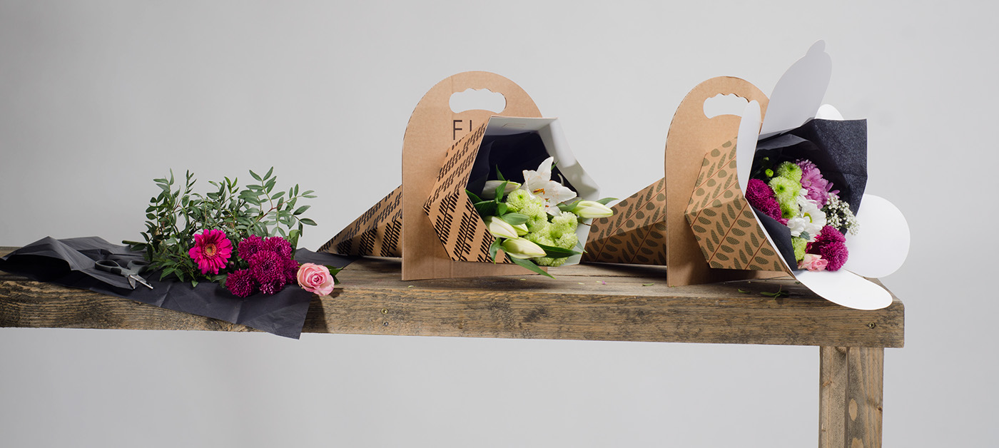 The Future Of Flower Packaging Student Project On