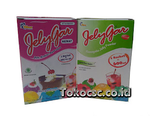 Jelly Powder Jelygar Hemat