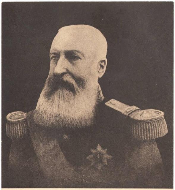 King Leopold II, Setan Dari Belgia
