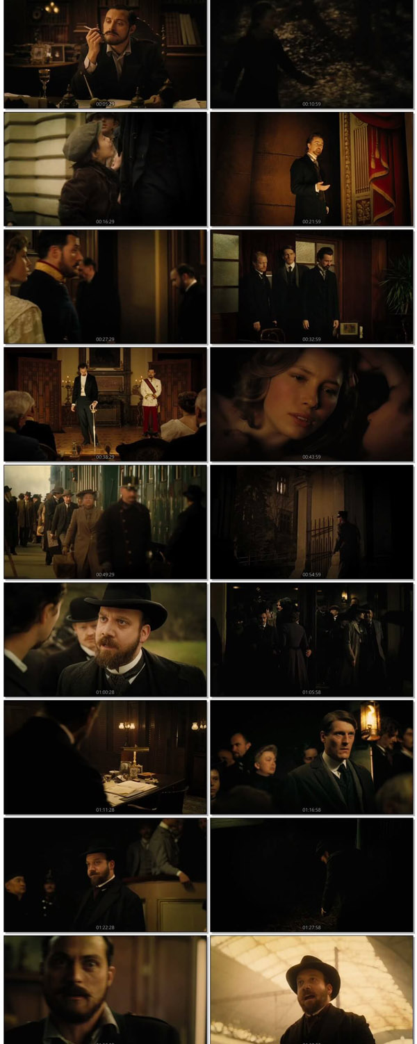 Download The Illusionist 2006 Dual Audio ORG Hindi BluRay 720p 900MB ESubs movie