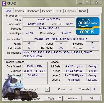 My Hardware Configuration for Euro Truck Simulator 2 (Part 1: CPU)