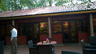 Atiroopa - Hyderabad - Aalankrita Resort - Restaurant Review - 4/5 - Yogesh Goel