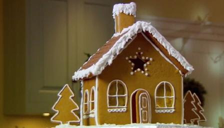 10 Christmas Activities for Kids  Gingerbread House