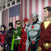Movie Justice League: War (2014)