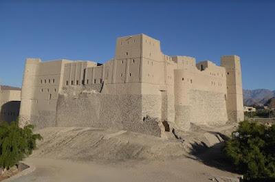 Patrimonio Unesco in Oman: la fortezza di Bahla