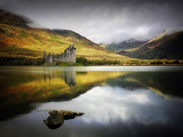 Castle Kilchurn Scozia