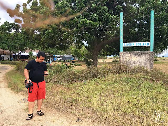 Lagen Island El Nido Airport