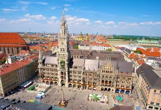Neue Rathaus, Marienplatz