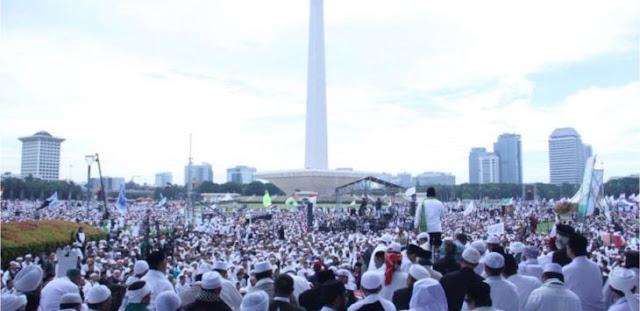 200 Tokoh dan Ulama Diundang Khusus ke Acara Reuni Akbar 212, Prabowo Hadir?