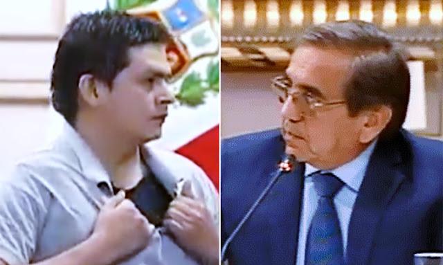 Jorge Del Castillo echó a miembro de la DIVIAC de la Comisión de Defensa