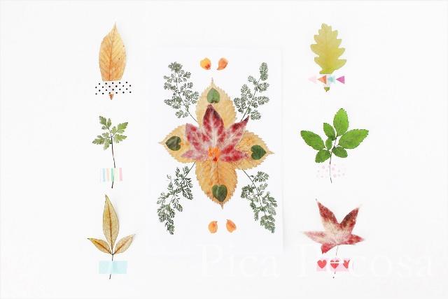 como-hacer-tarjeta-con-hojas-secas-de-otoño-diy-04