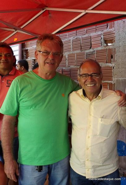 Galego de Mourinha confirma sua desistência da candidatura a vice-prefeito nas eleições 2016