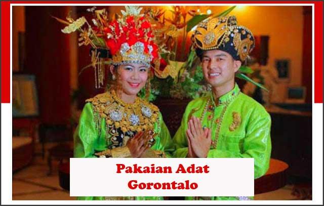 Gambar Pakaian Adat Gorontalo 2018