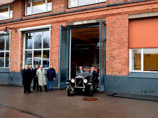 Volvo ÖV4 85th anniversary