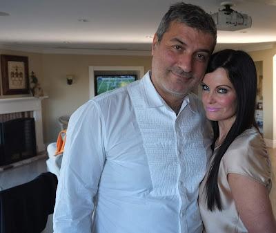 """Paolo Macchiarini e Benita Alexande, de """"Era Tudo Mentira"""" - Divulgação"""