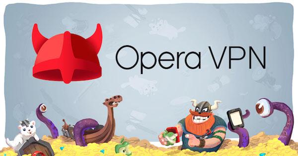 Mobilden Yasaklı Sitelere Opera VPN İle Girin
