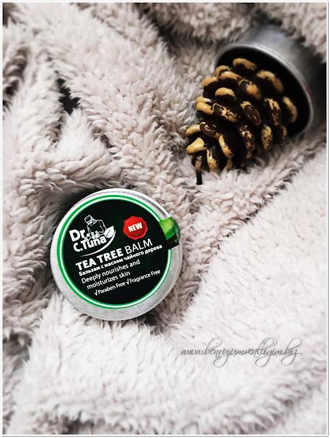 Kozmetik, Farmasi, Ürün İncelemeleri, Farmasi Tea Tree Balm, Çay Ağacı Yağı,
