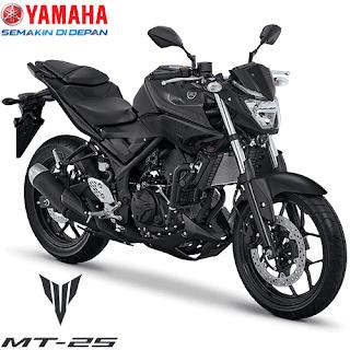 Kredit Motor Yamaha MT 25 Terbaru