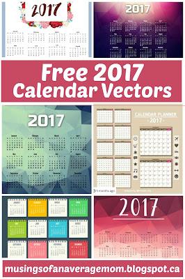 free 2017 vectors