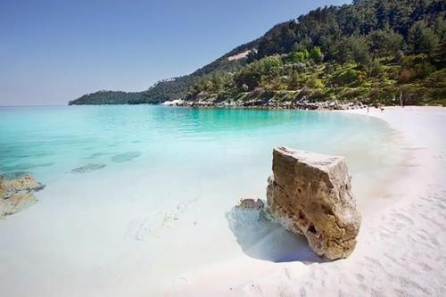 Greek Island Beaches: Alonissos Island Greece