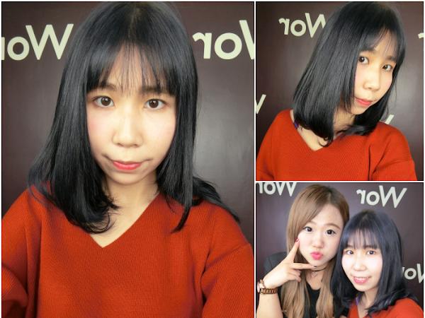 [變髮] 板橋新埔染髮推薦Wor Hair,染出氣質藍!