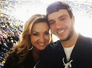 Photo of Sonny Melton and wife