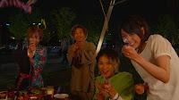 The cast celebrate Kanon's birthday