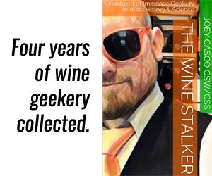 THE WINE STALKER, OMNIBUS 1