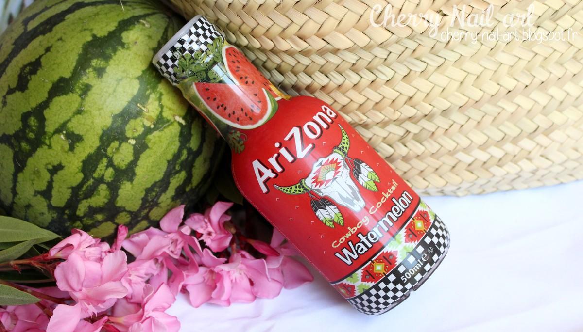 boisson d'été arizona