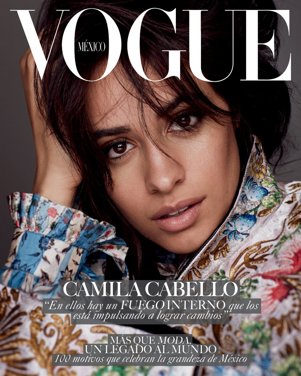 Camila Cabello Vogue Mexico March 2018