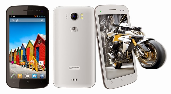 Micromax A110Q flash file update free download | Mobile