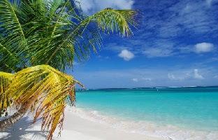 Playa Flamenco en Culebra, Puerto Rico