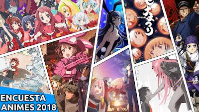 Encuesta Animes 2018