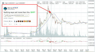 """""""I think ripple is becoming a store of value"""""""