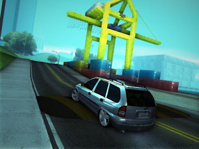 GTA SA - Chevrolet Corsa Wagon 2001 Baixo de 18 do Astra GSI 6