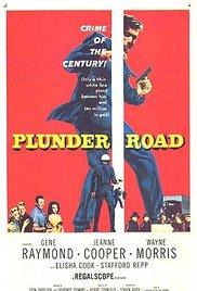 Watch Plunder Road Online Free 1957 Putlocker