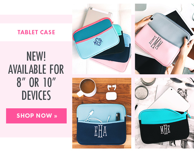 new tablet cases from marleylilly.com