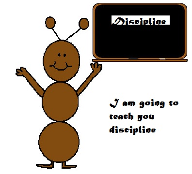 Importance of discipline s in hindi